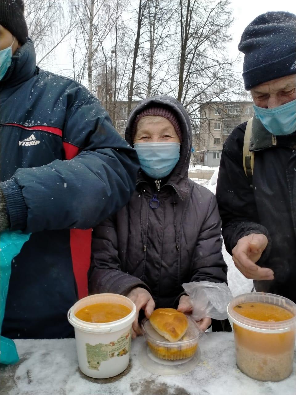 Мы запустили акцию помощи бездомным «Время творить ДОБРО»!